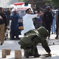 Karachi Bomb Attack