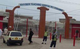 خیبر ٹیچنگ اسپتال میں بروقت آکسیجن نہ ملنے پر کورونا کے 7 مریض جاں بحق