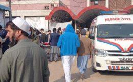 خیبرٹیچنگ اسپتال واقعہ، ڈاکٹر سمیت 7 ملازمین معطل