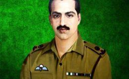 وطن کے دفاع میں جان دینے والے میجر شبیر شریف کا 49 واں یوم شہادت