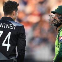 Pakistan and New Zealand