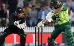 پاکستان نے نیوزی لینڈ کو آخری ٹی ٹوئنٹی میں شکست دیدی