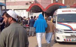 پشاور: خیبر ٹیچنگ اسپتال میں ایک مرتبہ پھر آکسیجن کم ہونے کا واقعہ