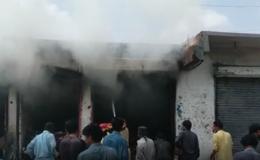 بلوچستان کے شہر تربت میں دھماکا، ایک شخص زخمی