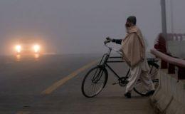 کراچی میں سردی کی شدت میں کمی