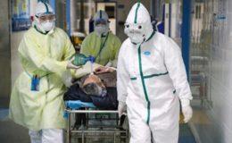 پاکستان میں کورونا کے باعث مزید 46 افراد انتقال کر گئے