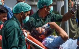 ملک میں کورونا سے مزید 41 اموات