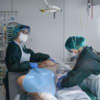 Coronavirus Victim