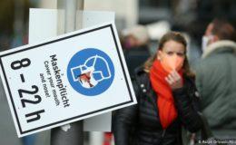 کورونا وائرس، جرمنی میں پیر سے نئی پابندیاں نافذ العمل