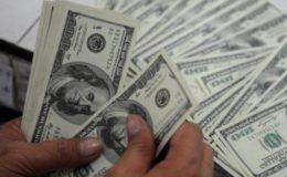 گزشتہ ہفتے روپے کے مقابلے میں ڈالر کی قدر میں کمی