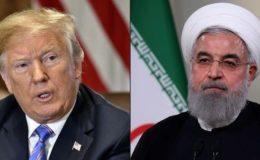 ایران کی امریکی صدر ٹرمپ، وزیر خارجہ پومپیو اور دوسرے اعلیٰ عہدے داروں پر پابندیاں عاید