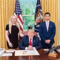 Donald Trump, Daughter Tiffany