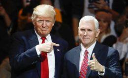 امریکی نائب صدر کا 25 ویں آئینی ترمیم کے ذریعے صدر ٹرمپ کو ہٹانے سے انکار