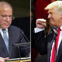 Nawaz Sharif and Donald Trump