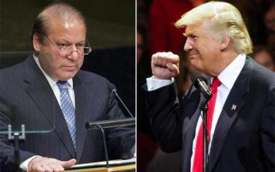 Nawaz Sharif and Donald Trump
