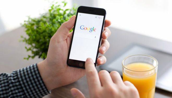 گوگل کا موبائل پر سرچنگ کی سہولت میں تبدیلی کا فیصلہ