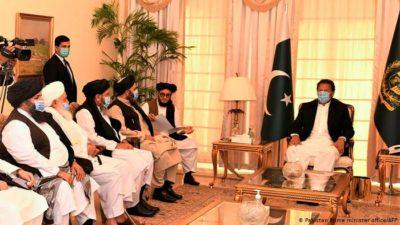 Imran Khan - Taliban