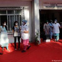 India Vaccine Campaign