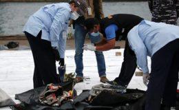 سمندر میں گرنے والے انڈونیشین جہاز کے بلیک باکس کا پتا لگ گیا