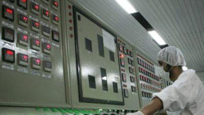 Iran Uranium