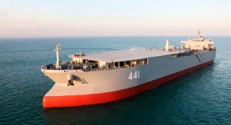 ایرانی بحری جہاز شناخت چھپا کر تیل اسمگل کر رہا تھا: انڈونیشیا