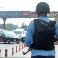 Islamabad Police Firing