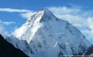 سرما میں کے ٹو کو سر کرنے کا ریکارڈ نیپالی کوہ پیماؤں کے نام