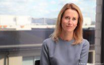 کاجا کالاس ایسٹونیا کی پہلی خاتون وزیر اعظم مقرر