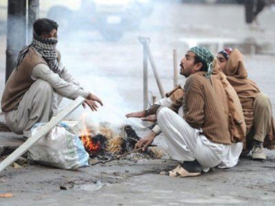 Karachi Winter