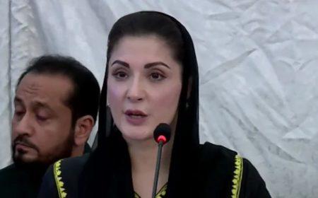تابعداری، تاریخی نااہلی اور نالائقی کی سزا پاکستان بھگت رہا ہے: مریم نواز