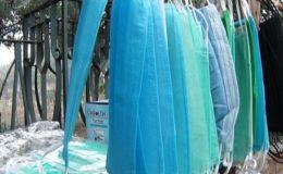 سڑکوں پر فروخت ہونے والے ماسک شہریوں میں بیماریوں باٹنے کا سبب بننے لگے