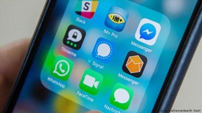 Messenger-Dienste