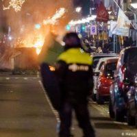 Netherlands Curfew
