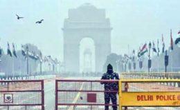 بھارتی دارالحکومت نئی دہلی 'پاکستان زندہ باد' کے نعروں سے گونج اٹھا
