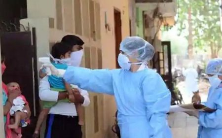 پاکستان: کورونا سے مزید 43 افراد انتقال کرگئے
