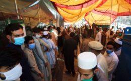 پاکستان: کورونا سے مزید 48 اموات، 2400 سے زائد کیسز رپورٹ