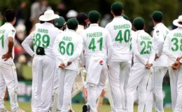جنوبی افریقا کیخلاف پہلے ٹیسٹ کیلیے پاکستان کے ممکنہ کھلاڑیوں کا اعلان