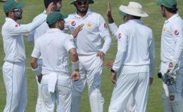 ٹیسٹ چیمپئن شپ؛ پاکستانی ٹیم پانچویں پوزیشن سے محروم