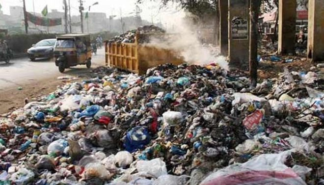 پنجاب حکومت کا 15 جنوری تک لاہور کو کوڑے سے مکمل پاک کرنے کا اعلان