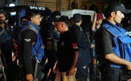 کراچی: پولیس مقابلے میں 7 ملزمان گرفتار