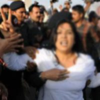 Police Constable, Female Lawyer Quarrel