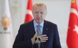 ترکی خطے اور دنیا میں توازن قائم کرنے کی پوزیشن حاصل کر چکا ہے: صدر ایردوان