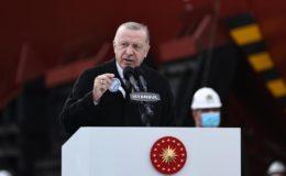 ترکی، پاکستان کے لیے بنائے جانے والے جنگی بحری جہاز کی تیاری کا افتتاح