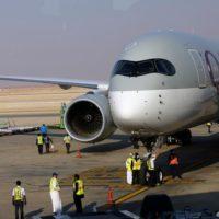 Saudi Arabia Qatar Airline