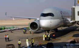 قطر اور سعودی عرب میں فضائی رابطے بحال ہو گئے