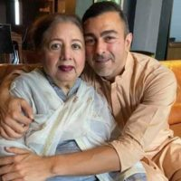 Shaan Shahid Mother