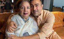 معروف اداکارہ اور شان شاہد کی والدہ نیلو انتقال کر گئیں