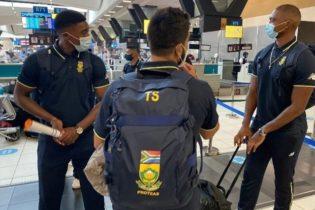جنوبی افریقی کرکٹ ٹیم کی 14 سال بعد پاکستان آمد