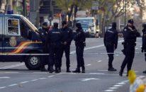 اسپین: دارالحکومت میڈرڈ میں دھماکہ