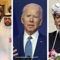 Taliban, Joe Biden und Ghani